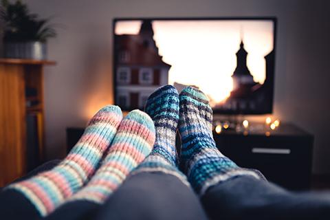 #inFreiburgzuhause Livestream auf dem Sofa