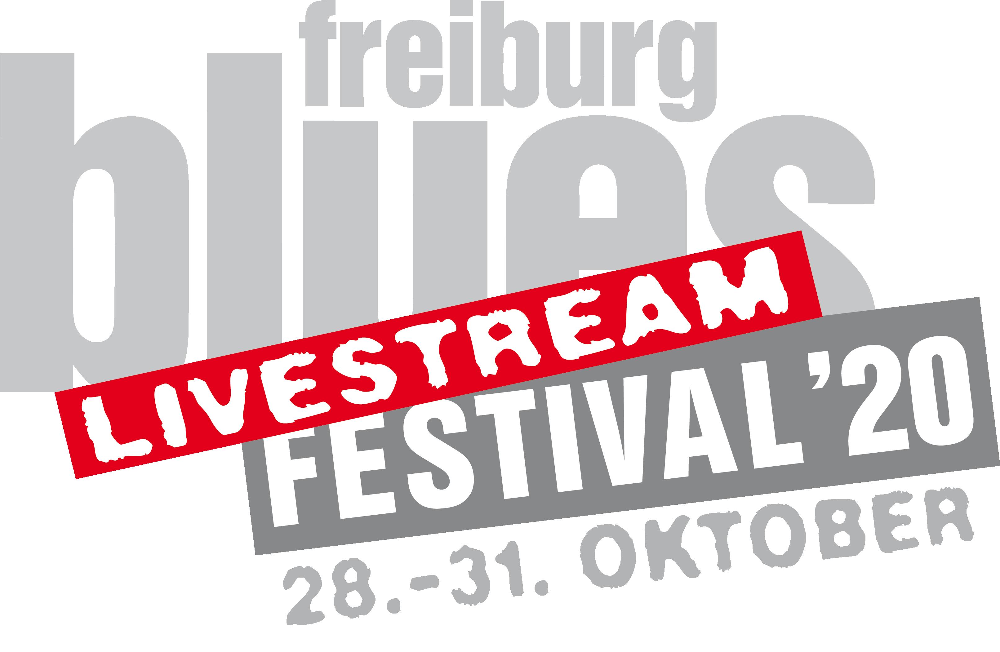 Wodanhalle/Freiburg Livestream Bluesfestival 2020