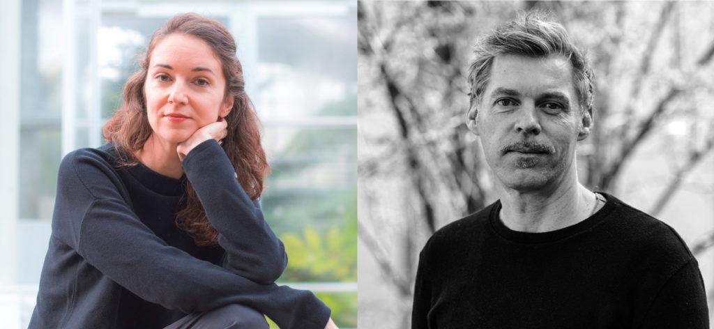 Iris Wolff und Kai Weyand – Das Leichte und das Schwere
