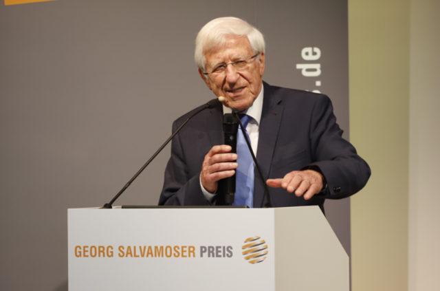 Verleihung Georg Salvamoser Preis 2021