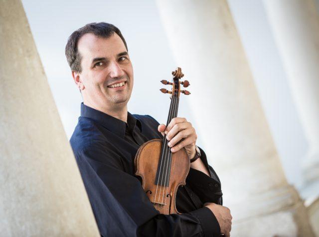 Christian Ostertag: J.S. Bach Sonaten und Partiten für Violine solo