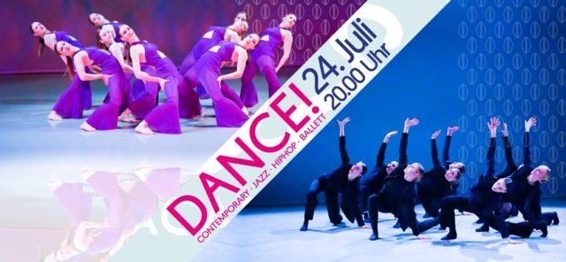 Bühnentanzabend der DanceEmotion II