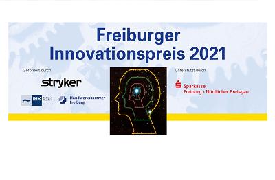 Preisverleihung Freiburger Innovationspreis 2021